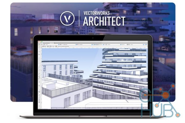 Vectorworks 2019 SP0