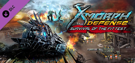 X Morph Defense Survival Of The Fittest Center