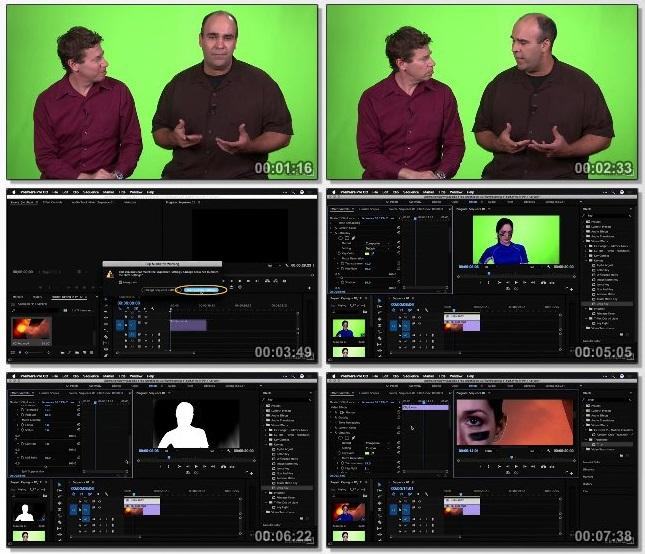 دانلود فیلم آموزشی Green Screen Techniques for Photography and DSLR Video