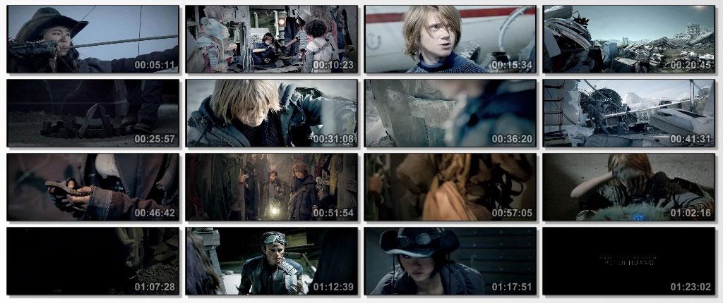 Battle for Skyark - Screen