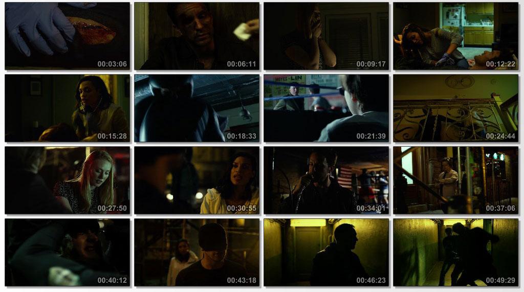 Daredevil - Screen