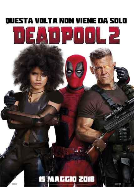 Cinestar Deadpool 2