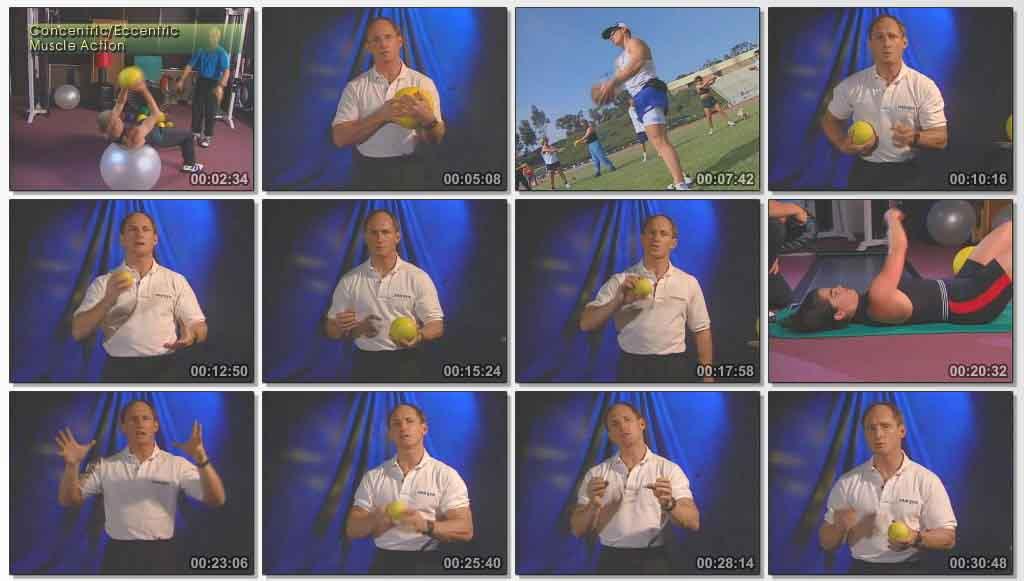 داناود فیلم آموزشی Dynamic Medicine Ball Training Vol 1 3 with Paul Chek
