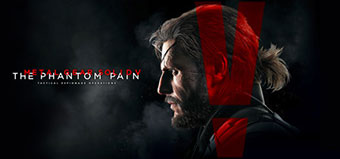 Metal Gear Solid V The Phantom Pain - Screen