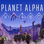 PLANET ALPHA Icon