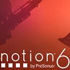 لوگوی نرم افزار Presonus Notion