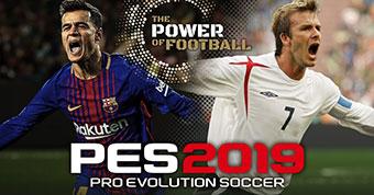 Pro Evolution Soccer 2019 - Screen