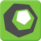 Tetraface.Inc.Metasequoia.logo
