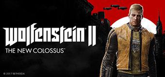 Wolfenstein II The New Colossus - Screen
