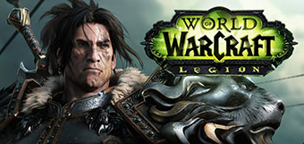 World of Warcraft Legion - Screen