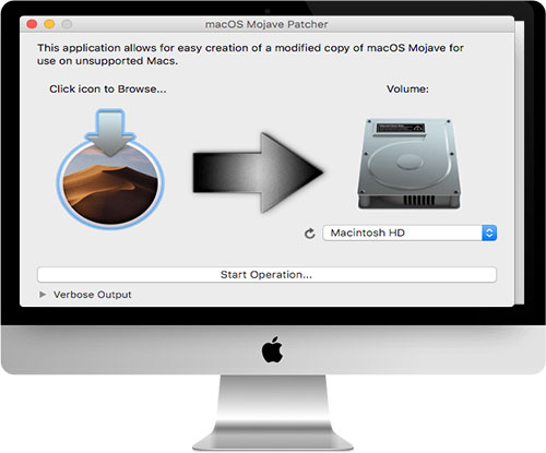 دانلود نرم افزار macOS Mojave Patcher v1 1 2-MAC