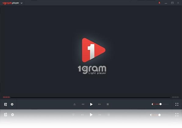 1gram Player center - Screenshot-www.download.ir