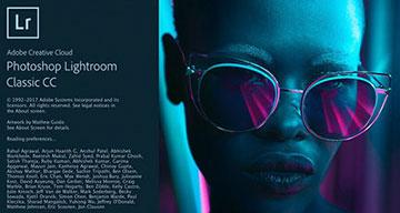 Adobe Photoshop Lightroom Classic CC 2019 - Screen