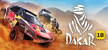 Dakar 18 - Screen