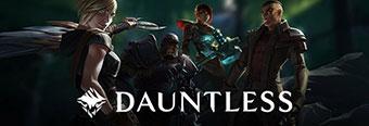 Dauntless - Screen