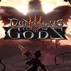 Dungeons 3 Clash of Gods Icon