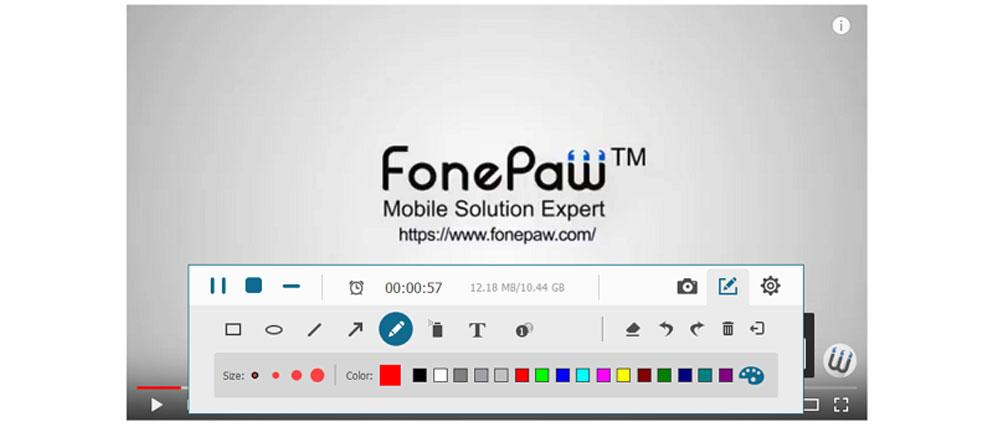 FonePaw.Screen.Recorder.center