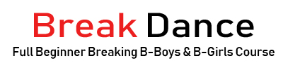 Full Beginner Breaking B-Boys & B-Girls Course - Screen