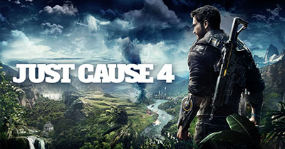 Just Cause 4 - Screen