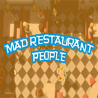 Mad Restaurant People Icon