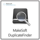 Makesoft.Duplicate.Finder.logo