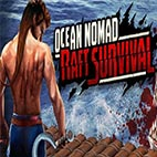 Ocean Nomad Survival on Raft Icon