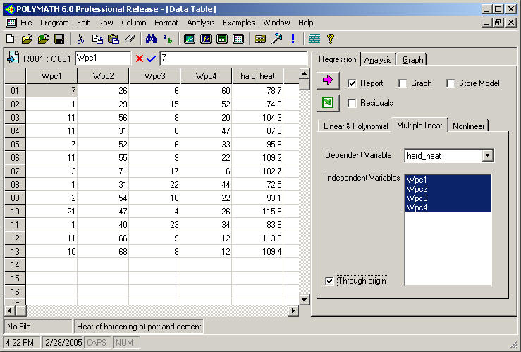 Polymath software free