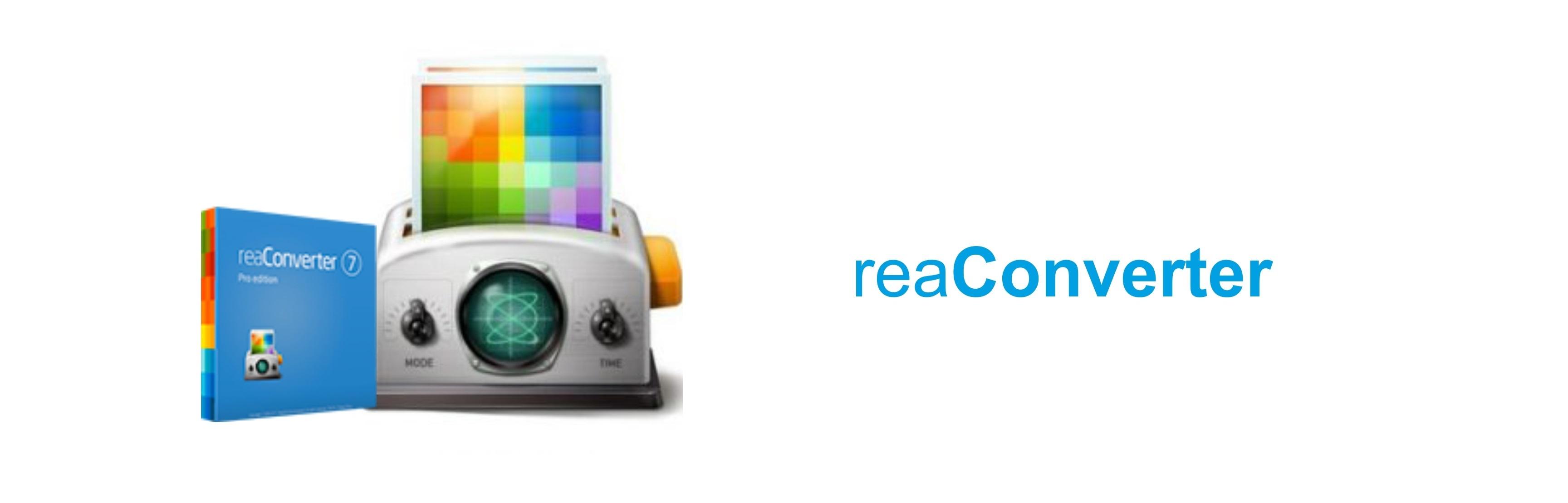ReaSoft Development reaConverter center - Screenshot-www.download.ir