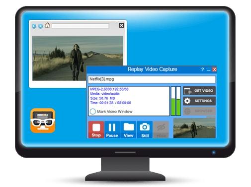 Replay Video Capture center - Screenshot-www.download.ir