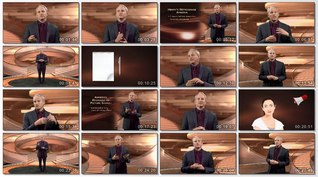 دانلود فیلم آموزشی The Learning Brain