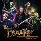 The Bards Tale IV Barrows Deep Icon