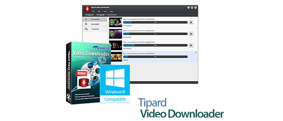 Tipard.Video.Downloader.center