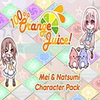 100 Percent Orange Juice Mei and Natsumi Icon