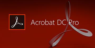 Adobe Acrobat Pro DC 2019 - Screen