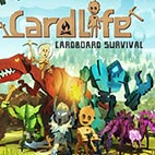 CardLife Cardboard Survival Icon