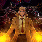 Constantine: City of Demons logo