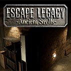 Escape Legacy Ancient Scrolls Icon