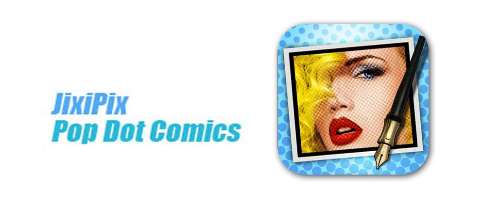 JixiPix.Pop.Dot.Comics.center