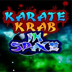 Karate Krab In Space Icon