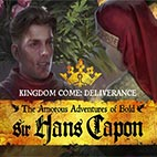 Kingdom Come Deliverance The Amorous Adventures of Bold Sir Hans Capon Icon