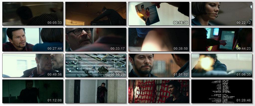 Mile 22 - Screen