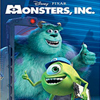 Monsters, Inc. 2001 logo