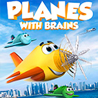 Planes with Brains 2018 logo