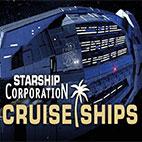 Starship Corporation Cruise Ships Icon