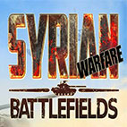 Syrian Warfare Battlefields Icon
