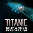 TITANIC Shipwreck Exploration Icon