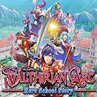 Valthirian Arc Hero School Story Icon