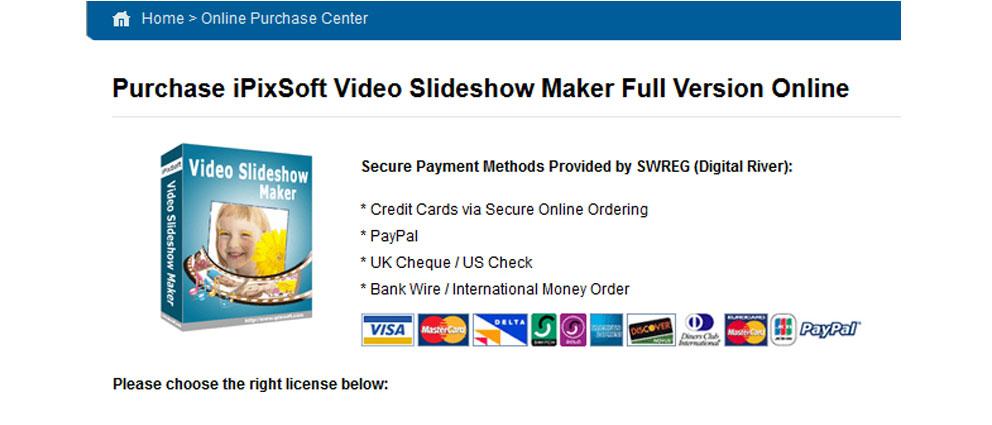 iPixSoft.Video.Slideshow.Maker.Deluxe.center