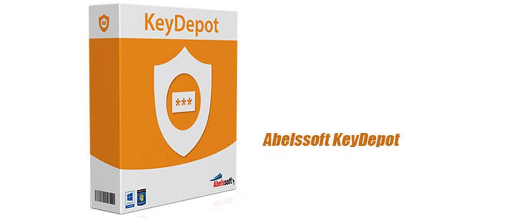 Abelssoft.KeyDepot.center