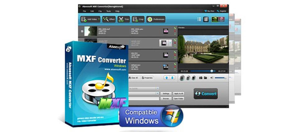 Aiseesoft.MXF.Converter.center